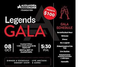 Alexandria Technical & Community College Foundation Legends Gala tickets
