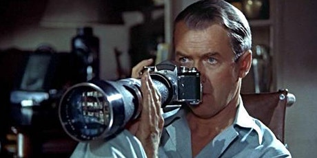 REAR WINDOW (Alfred Hitchcock)   (Tue Oct 5- 7:30pm) tickets