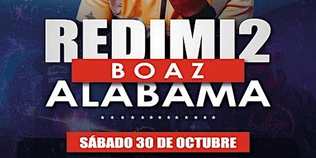 Redimi2 - BOAZ ALABAMA tickets