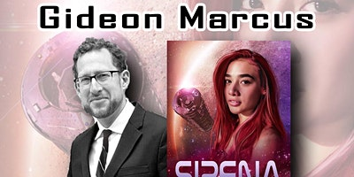 Online Event: Reading & Interview with Gideon Marcus