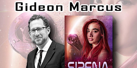 Online Event: Reading & Interview with Gideon Marcus tickets