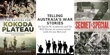 Telling Australia's War Stories tickets