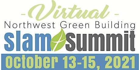 2021 Northwest Green Building Slam + Summit tickets