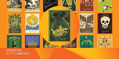 Online Book Club - Terry Pratchett tickets