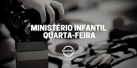 Ministério Infantil | Quarta-feira ingressos