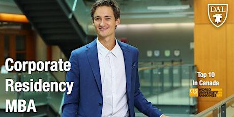 Dalhousie Corporate Residency MBA Program: Information Webinar tickets