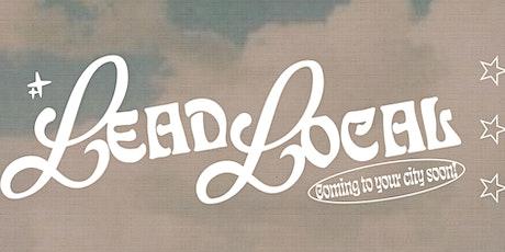 Lead Local Bay Area CA tickets