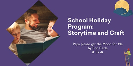 Storytime & Craft @ Queenstown Library tickets