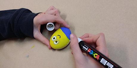 Rock Painting + Mini Terracotta pot painting @ Gumeracha tickets