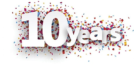 Innervation Chiropractic 10 year celebration! tickets