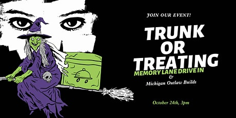 First annual Trunk or Treat - Memory Lane Drive In Theater and M.O.B. tickets