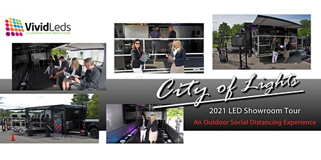 Vivid Led's City of Lights Tour  | Hosted by: Bell  and McCoy - Austin tickets