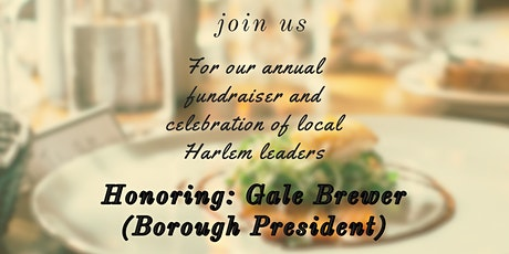 Annual Fundraiser and Celebration of Local Harlem Leaders tickets