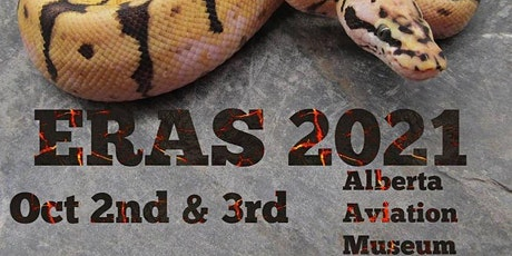 Edmonton Reptile Amphibian Society 2021 Expo tickets