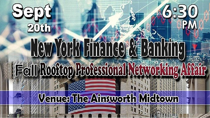 New York Trading, Finance & Banking - Fall Professional Networking Affair image