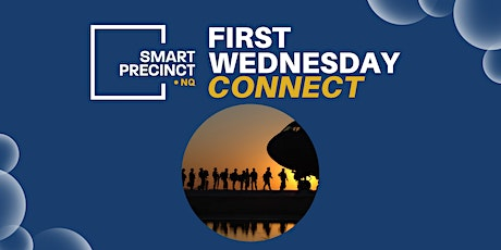 First Wednesday Connect: October tickets