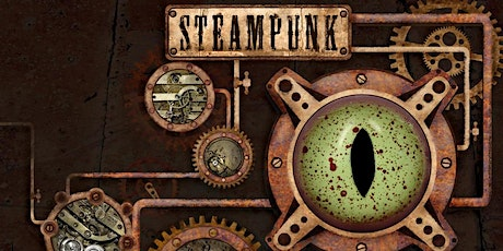 STEAMPUNK PARTY for singles & couples! [dancing, music, games, costumes] tickets