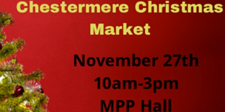 Chestermere 2-day Market tickets