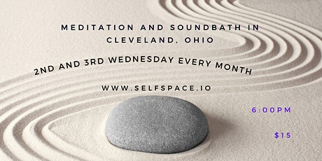 Sound Bath and Meditation tickets