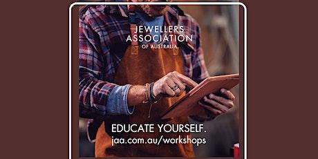 JAA Workshop - Preparing for Christmas tickets