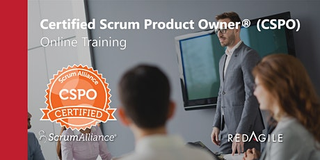 CERTIFIED SCRUM PRODUCT OWNER® (CSPO)®| 07-08 OCT Australian Course Online tickets