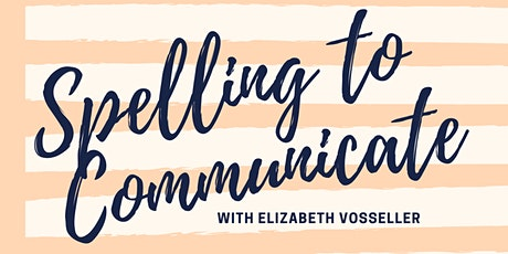 Spell to Communicate: A Conversation of Hope tickets