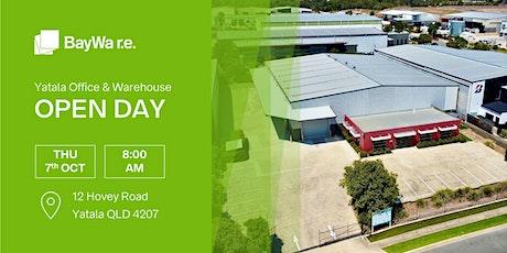 BayWa r.e. Yatala Office & Warehouse Open Day tickets