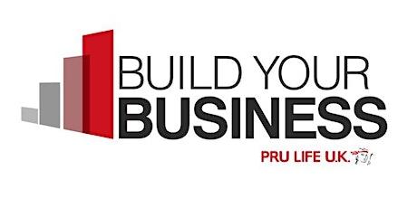 Virtual Build Your Business Program,  September 25, 2021 tickets
