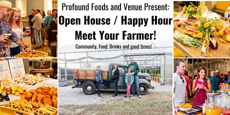 September Happy Hour & Open House tickets