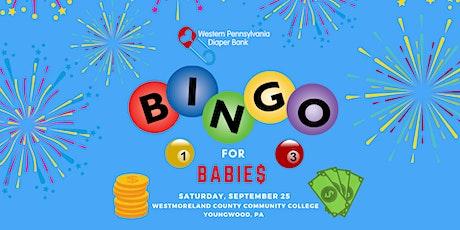 Bingo for Babies tickets