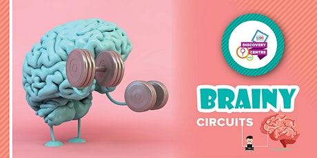 Brainy Circuits - Telethon Kids Term 3 School Holiday Workshops tickets
