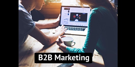 Marketing Basics on a Budget for B2B - 19 October 21 tickets