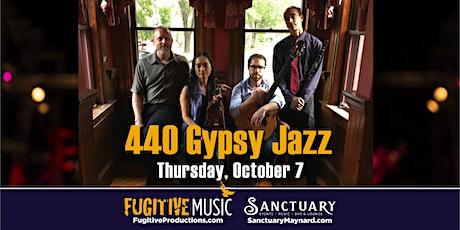 440 Gypsy Jazz tickets