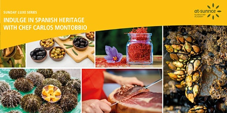 Sunday Luxe Series: Spanish Produce Market tickets