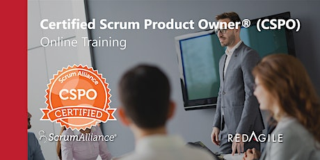 CERTIFIED SCRUM PRODUCT OWNER®(CSPO)®|14-15 OCT Australian Course Online tickets