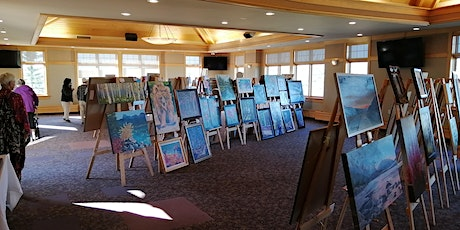 Passionate Painters Fall Art Show tickets