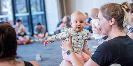 Baby Bounce - Dudley Denny City Library tickets