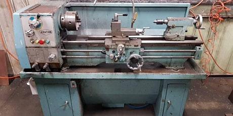 Metalshop Lathe Induction (HSBNE Members Only) tickets