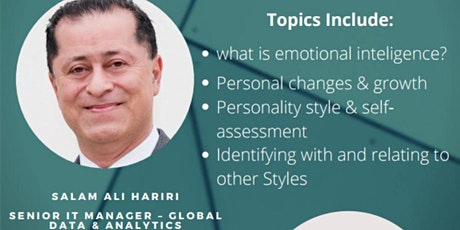 Know Your Personality Style and Learn About Emotional Intelligence tickets