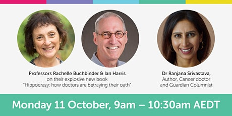 FIRST, DO NO HARM: The Perils of Too Much Medicine and How We Can Tackle It tickets