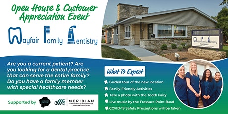 Mayfair Family Dentistry Open House and Customer Appreciation Event tickets