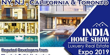 Home Show - India Property & Real Estate Expo In  Toronto (Canada) tickets