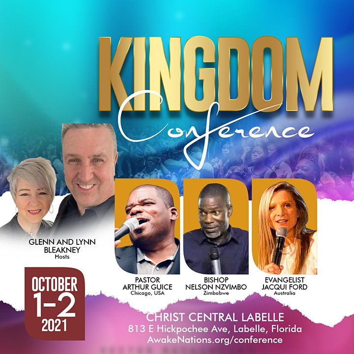 The Kingdom Conference image