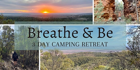 Breathe & Be - 3 Day Flinders Ranges Camping Retreat with Riverdell tickets