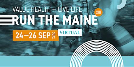 Run The Maine VIRTUAL 2021 tickets