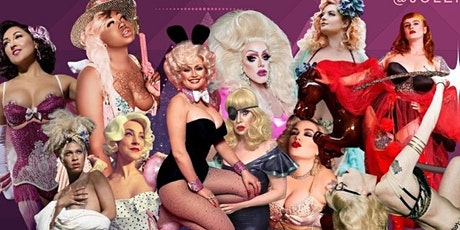 Sunday Brunch Drag Variety Show @ Jolene's! 9/19  -  3:30PM Seating tickets