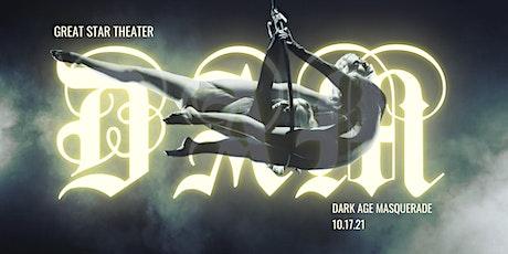 Dark Age Masquerade tickets