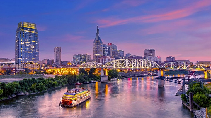 Motown, Jazz, Blues Concert-Dinner Cruise aboard the General Jackson image