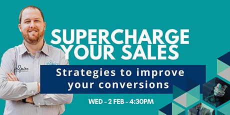 Supercharge Your Sales tickets