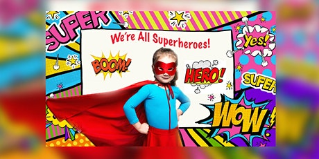 Carp Productions Presents: We're All Superheroes tickets